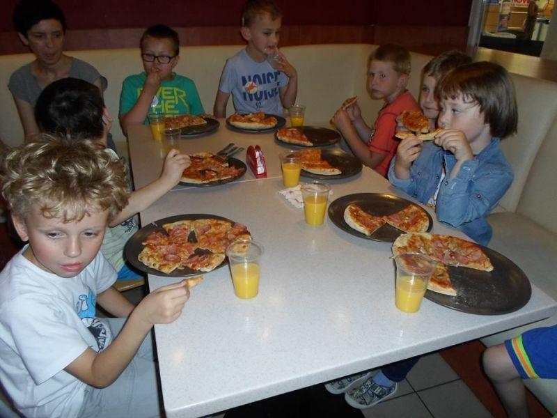 Poradnia Słuchu spotkanie w pizzeri